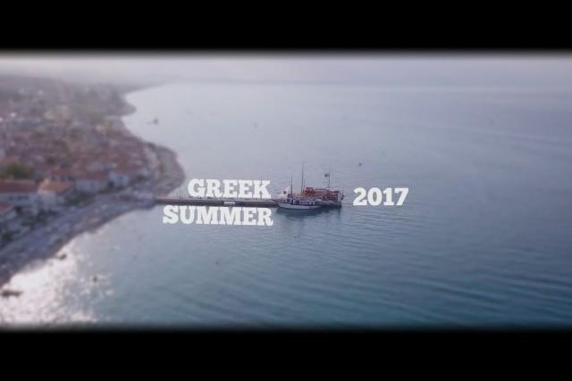 Greek Summer 2017 (4k Footage)