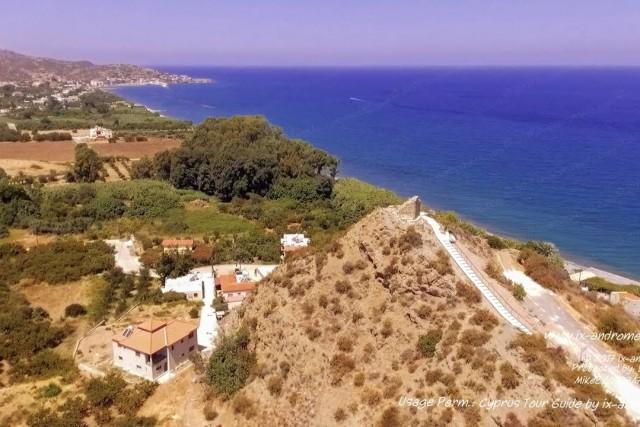 Medieval Observation Post at Kato Pyrgos Tyllirias