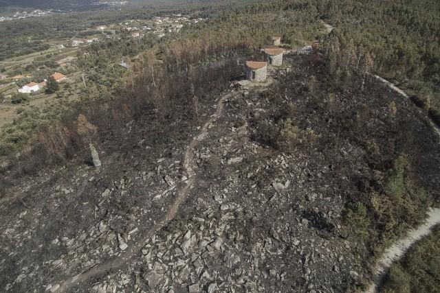 Incendio Catoira