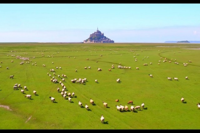 Mont St Michel – France