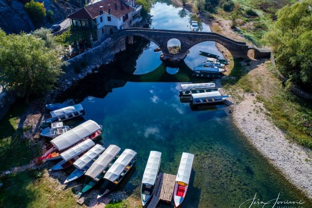 Old Bridge, River of Crnojevic, Montenegro