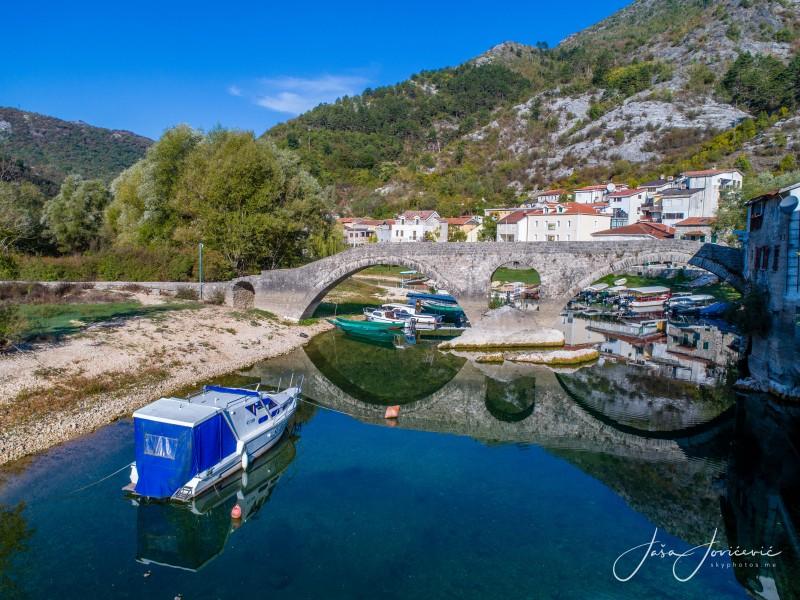 Old bridge, Rijeka Crnojevica
