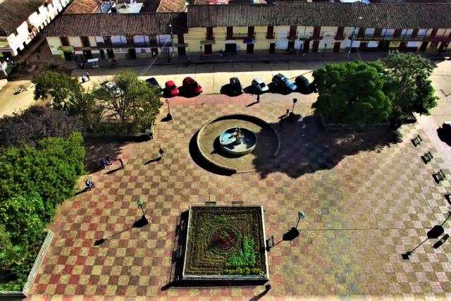 Parque Antonio Nariño
