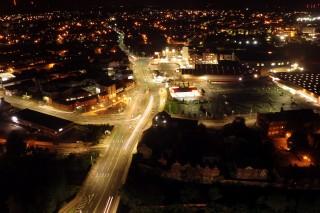 Shaddongate crossroads