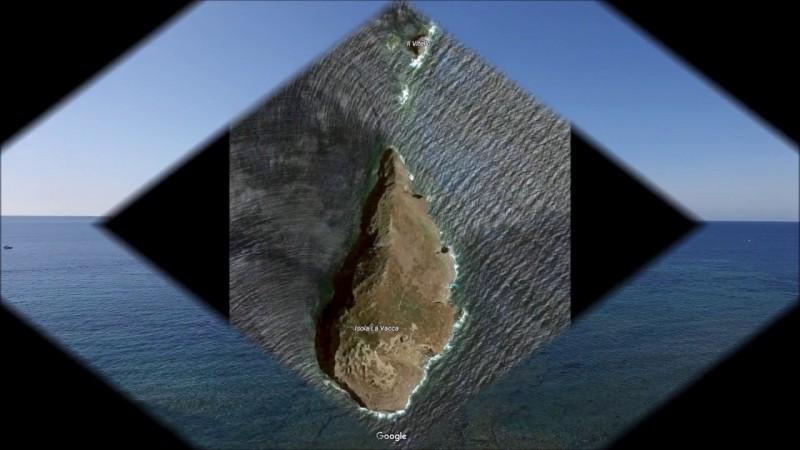 Sant'Antioco Isole La Vacca e Il Vitello