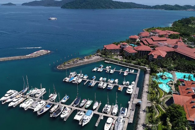 welcome to sutera harbour resort