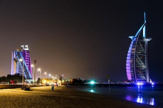 Jumeirah Beach Hotel – Dubai