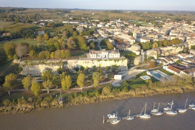 Citadelle de Bourg sur Gironde