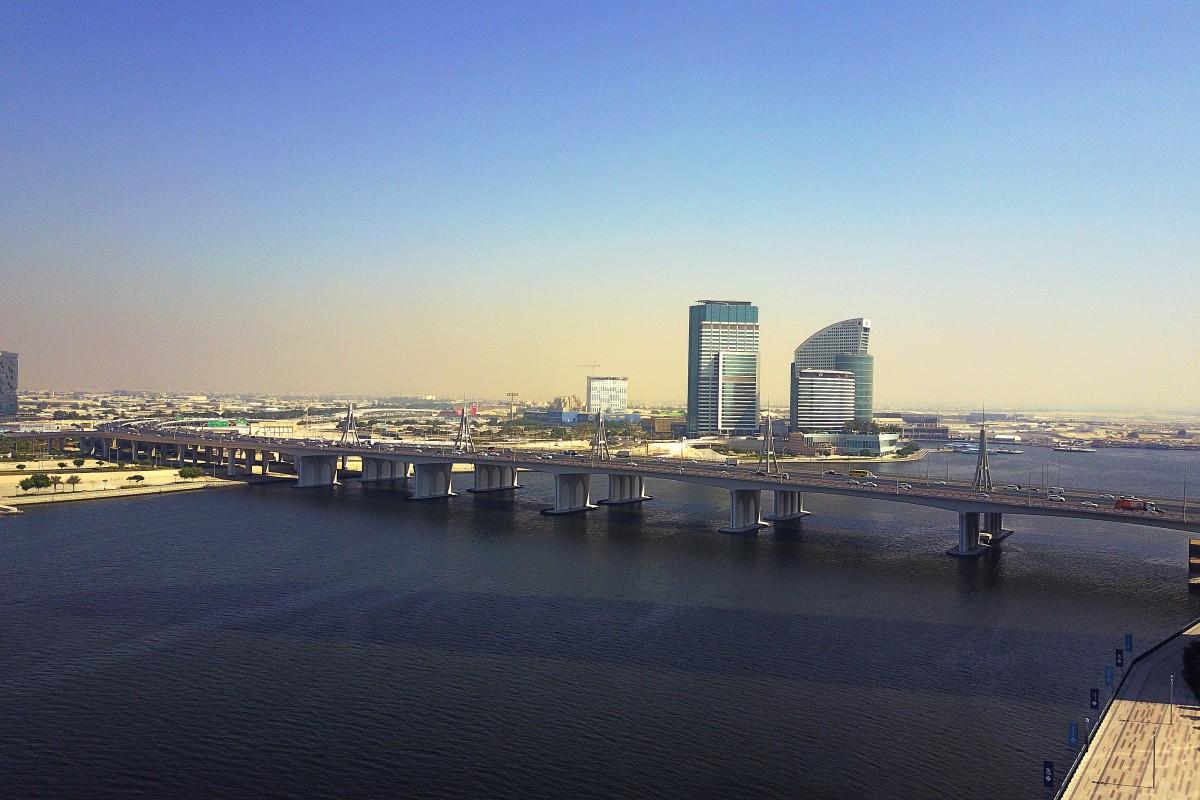 Bridge In dubai