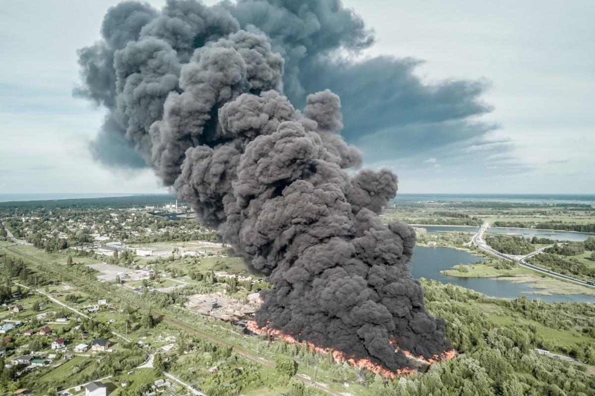 Burning Nature
