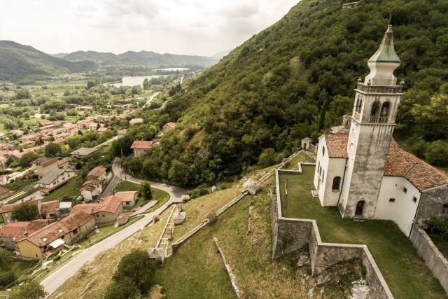 San Francsco Church, Revine Lago, Italy