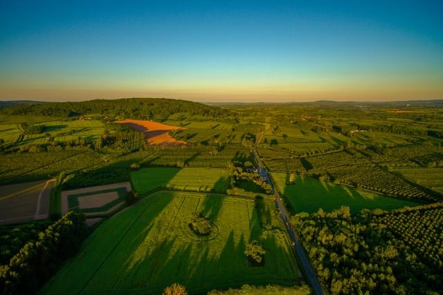 Over Brecon road…