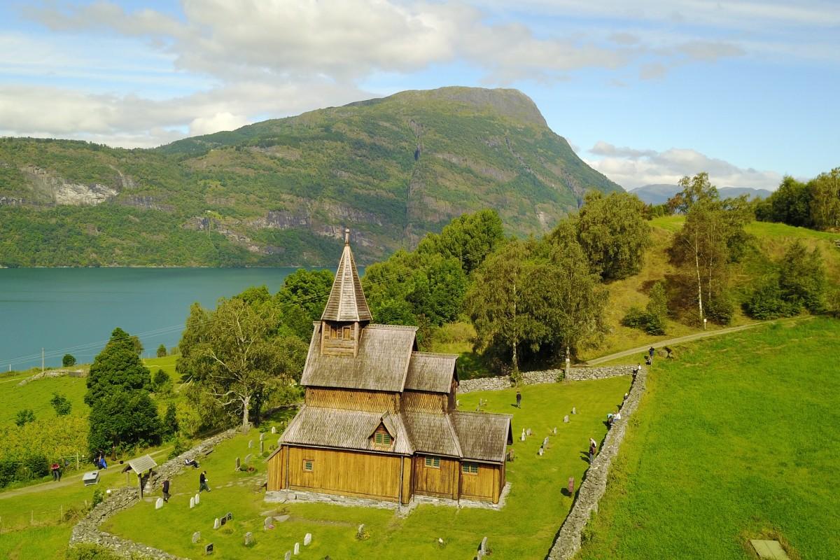 Ornes church