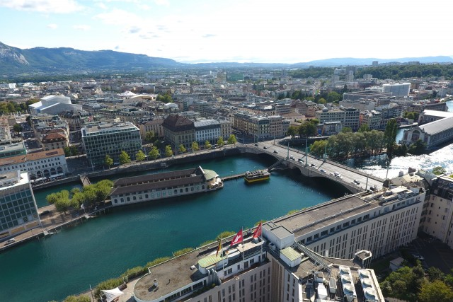 Genève rade