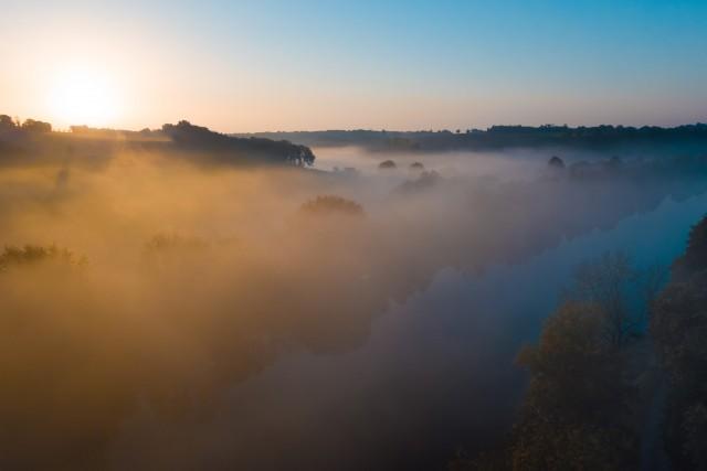 La Jaille Yvon, sur la Mayenne, Maine et Loire