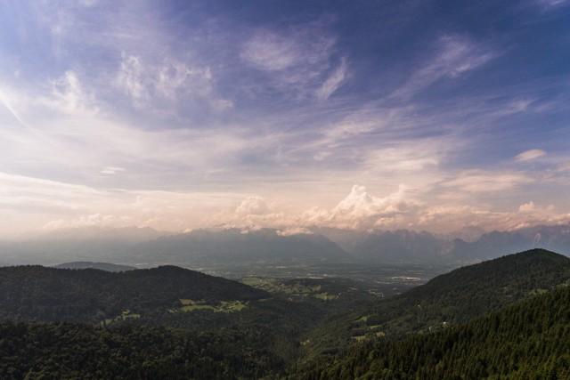 Belluno valley