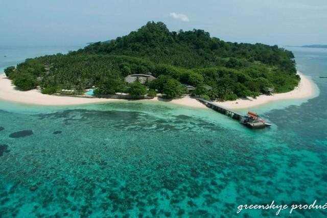 Gangga Island, Indonesia