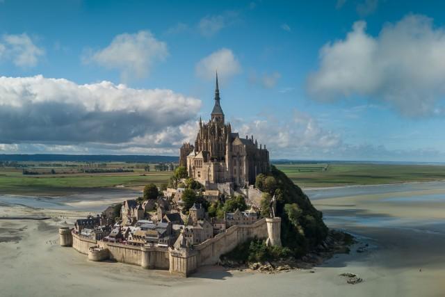 A Mont St-Michel Pano