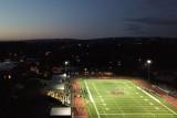 Small town friday night football