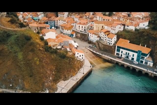 Asturias, Cudillero, Spain