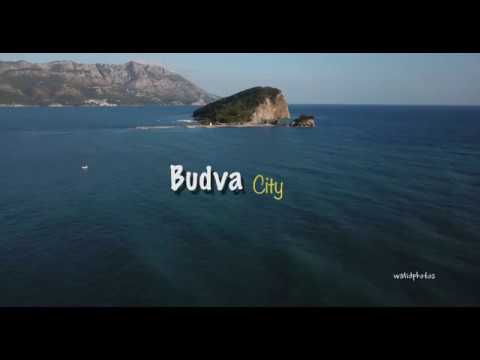 Budva City , Montenegro