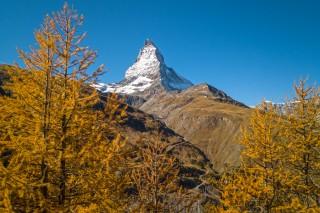 Le Cervin – Matterhorn (Valais)(Suisse)