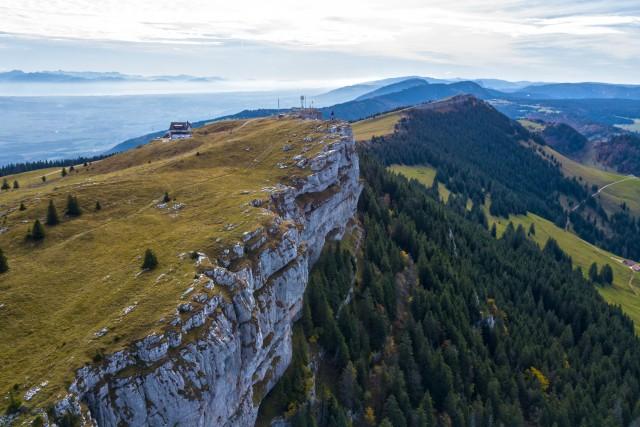 Le Chasseron (Vaud) (Suisse)