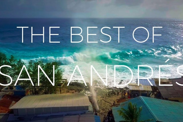 Colombia – The Best of San Andrés