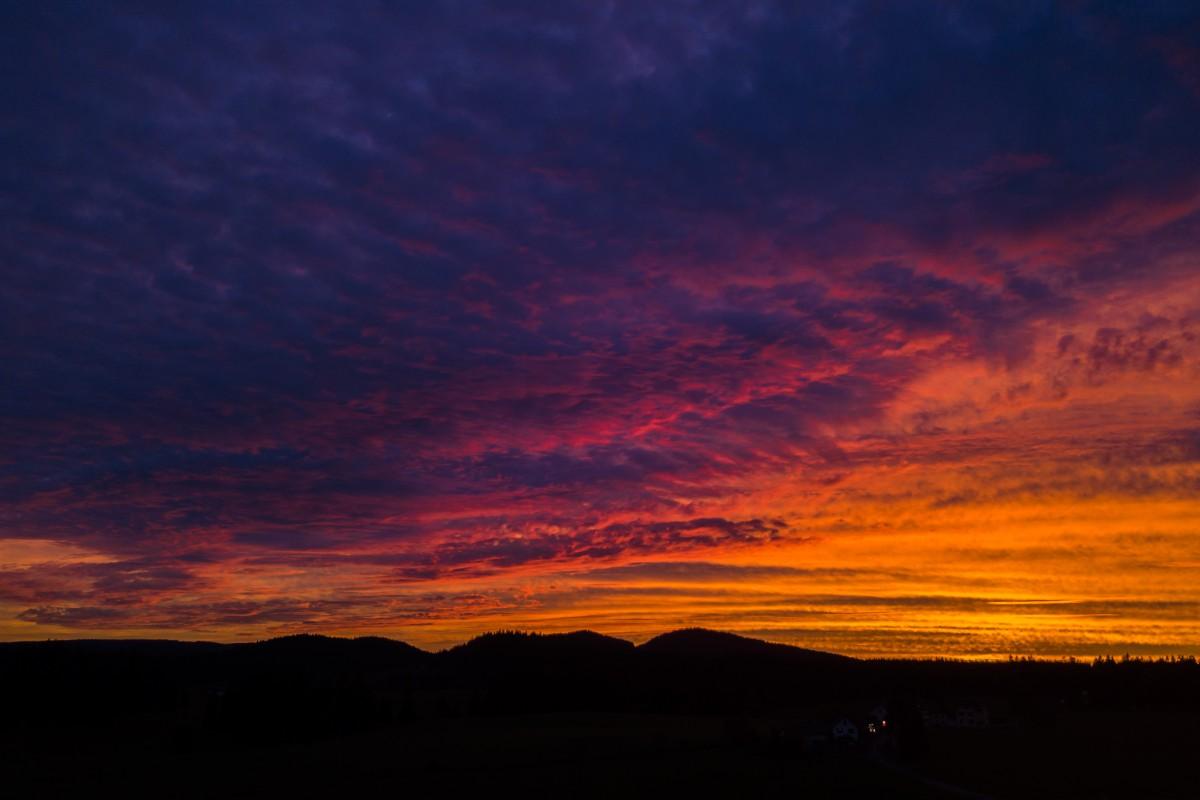 coucher de soleil - photo #19