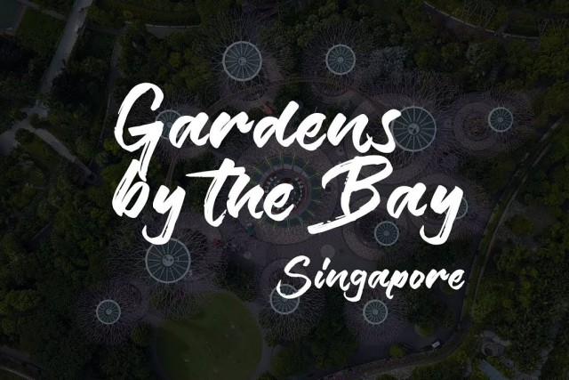 Gardens by the Bay, Singapore