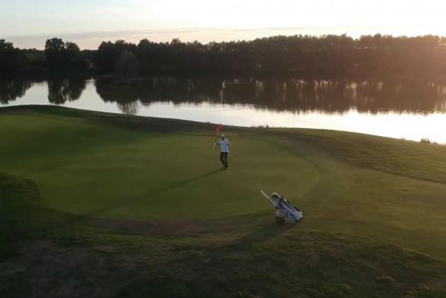 Golf & Drone