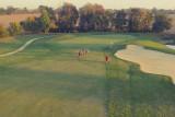 Golf & Drone Fin de journée