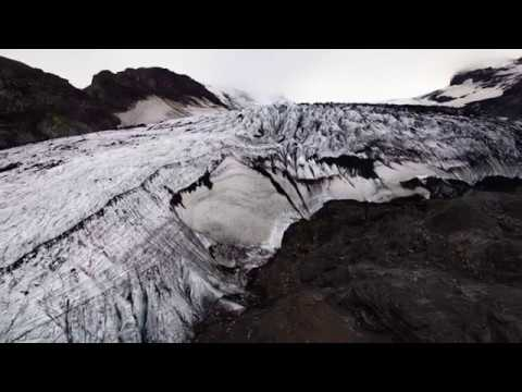 Iceland Landscapes and Glaciers