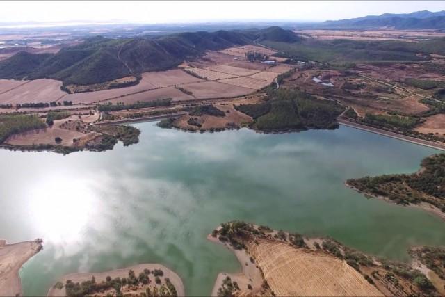 Lago del Cixerri , oasi naturalistica
