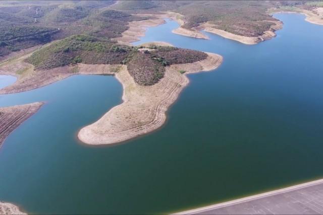 Lago di Medau Zirimilis