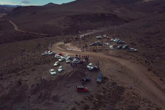 Rally en Río Pichileufu