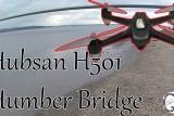 River Humber. Hubsan X4 H501 flights.