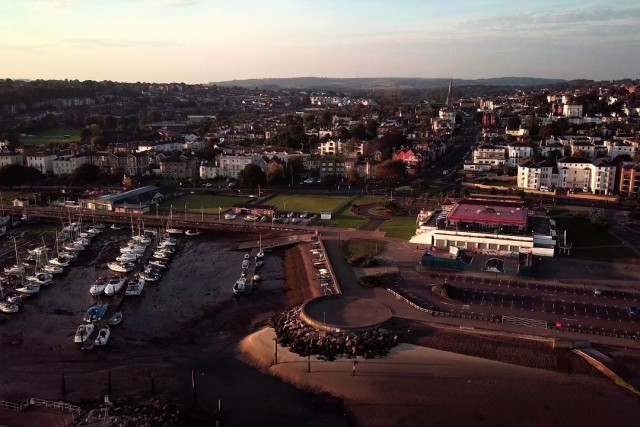 Sunrise Over Ryde – Isle of Wight 4K