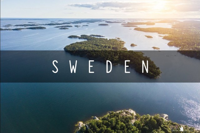 Sweden – Above the Islands
