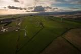 windmills in motion