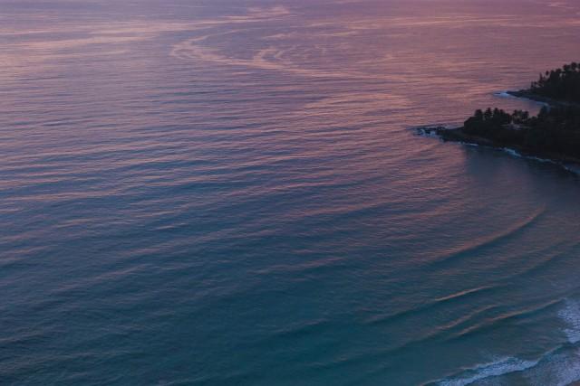 Sunset at Surin Beach, Phuket, Thailand