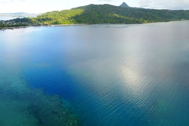 Baie de Mzouazia – Mayotte
