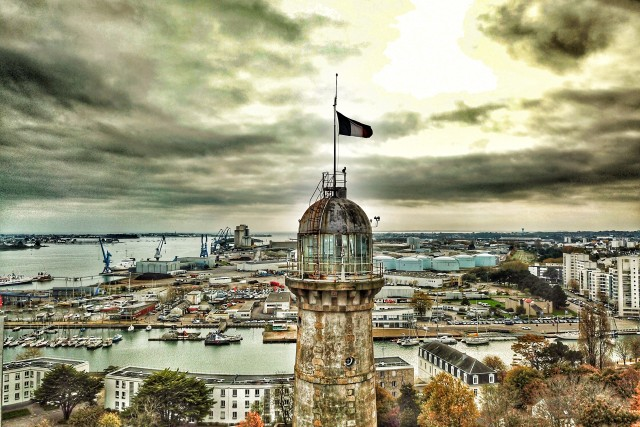 Tour de la découverte Lorient