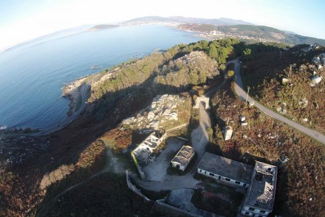 Cabo Silleiro fort