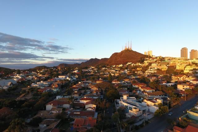 Serra do Curral – Belo Horizonte – MG – Brasil