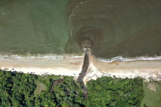 Rivière du Gabon, Estuaire province.