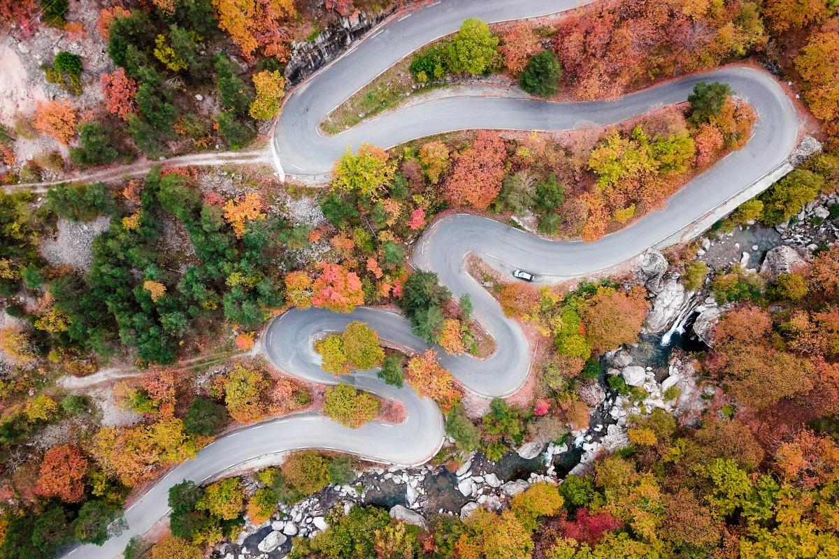 Vallée des merveilles Autumn