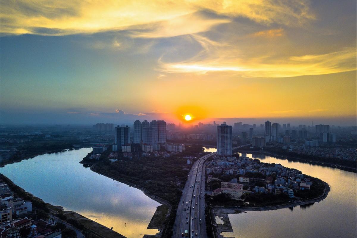 Linh Dam Hanoi