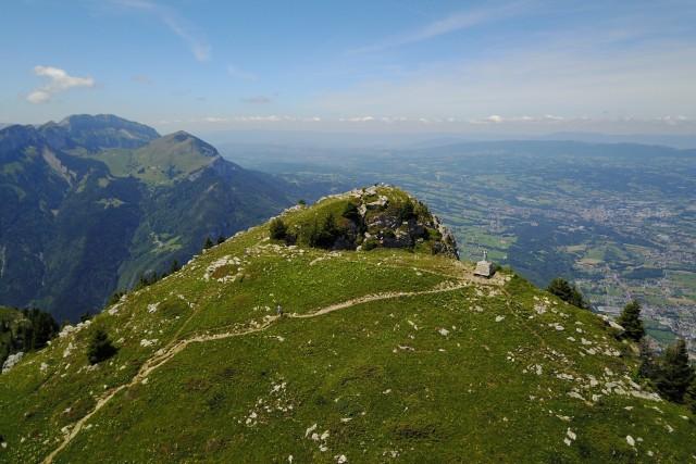 Pointe d'Andey – Plateau de Solaison – Haute Savoie