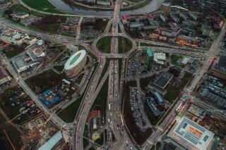 Vilnius city anthill
